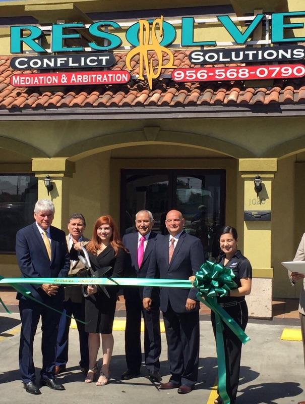Our new mediation center opened April 2017 in Laredo, Texas!